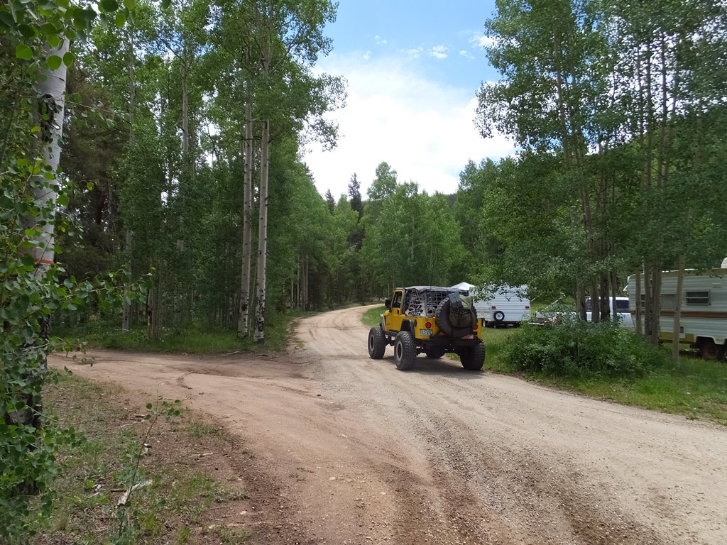 Lost Canyon - Waypoint 3: Flat, Open Camping Area