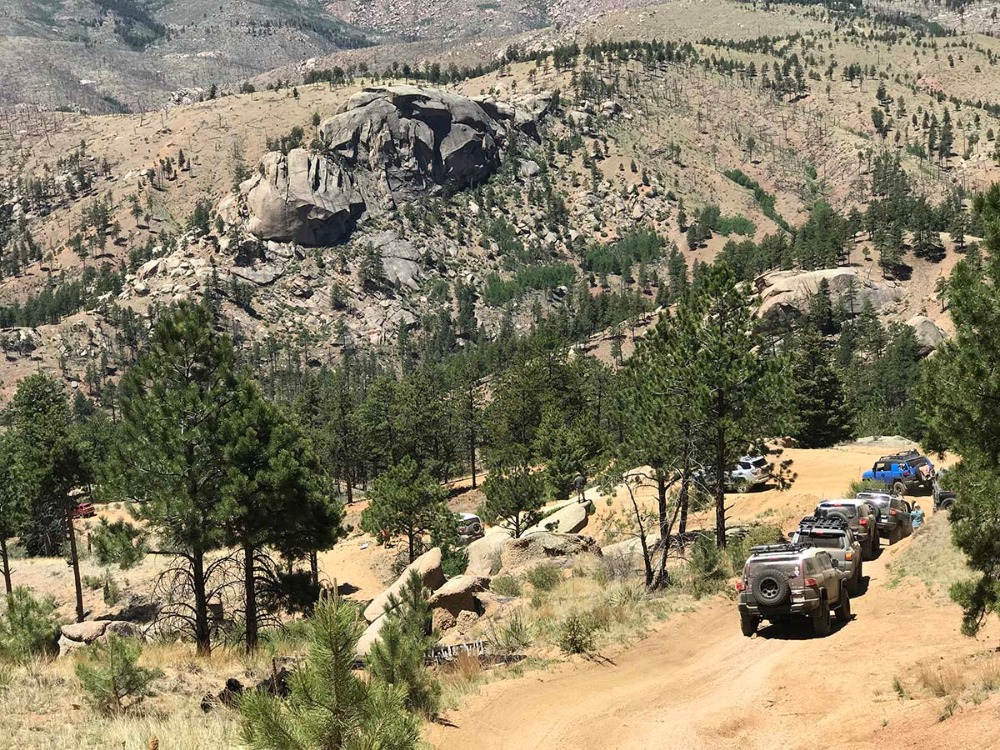 Trail Review: Metberry Gulch
