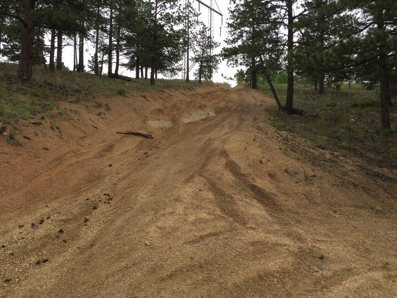 Metberry Gulch - Waypoint 2: Road Split