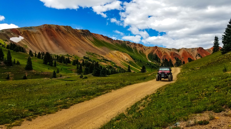 Highlight: Gray Copper Gulch South