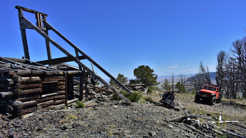 Highlight: Centennial Ridge