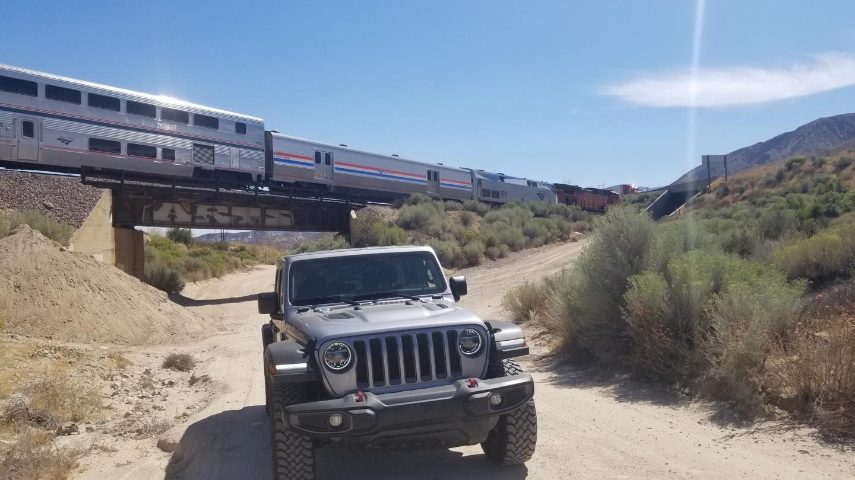 Highlight: 3N21 – Baldy Mesa Road