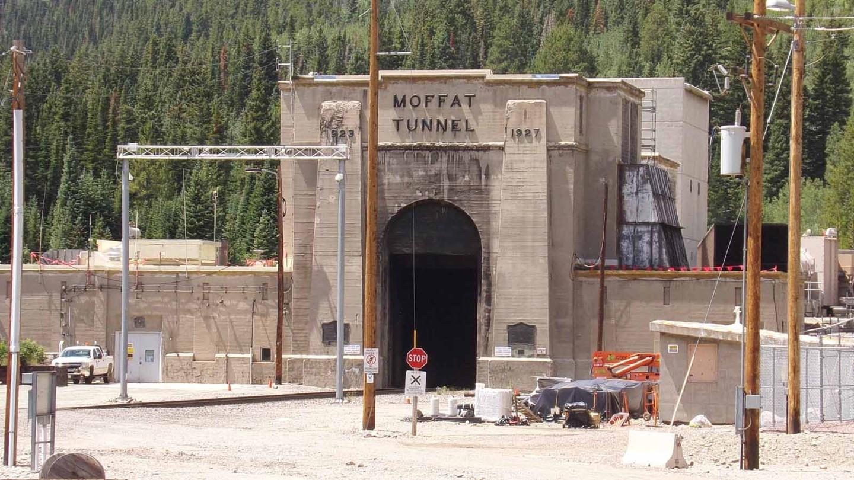 Highlight: Moffat Tunnel Road