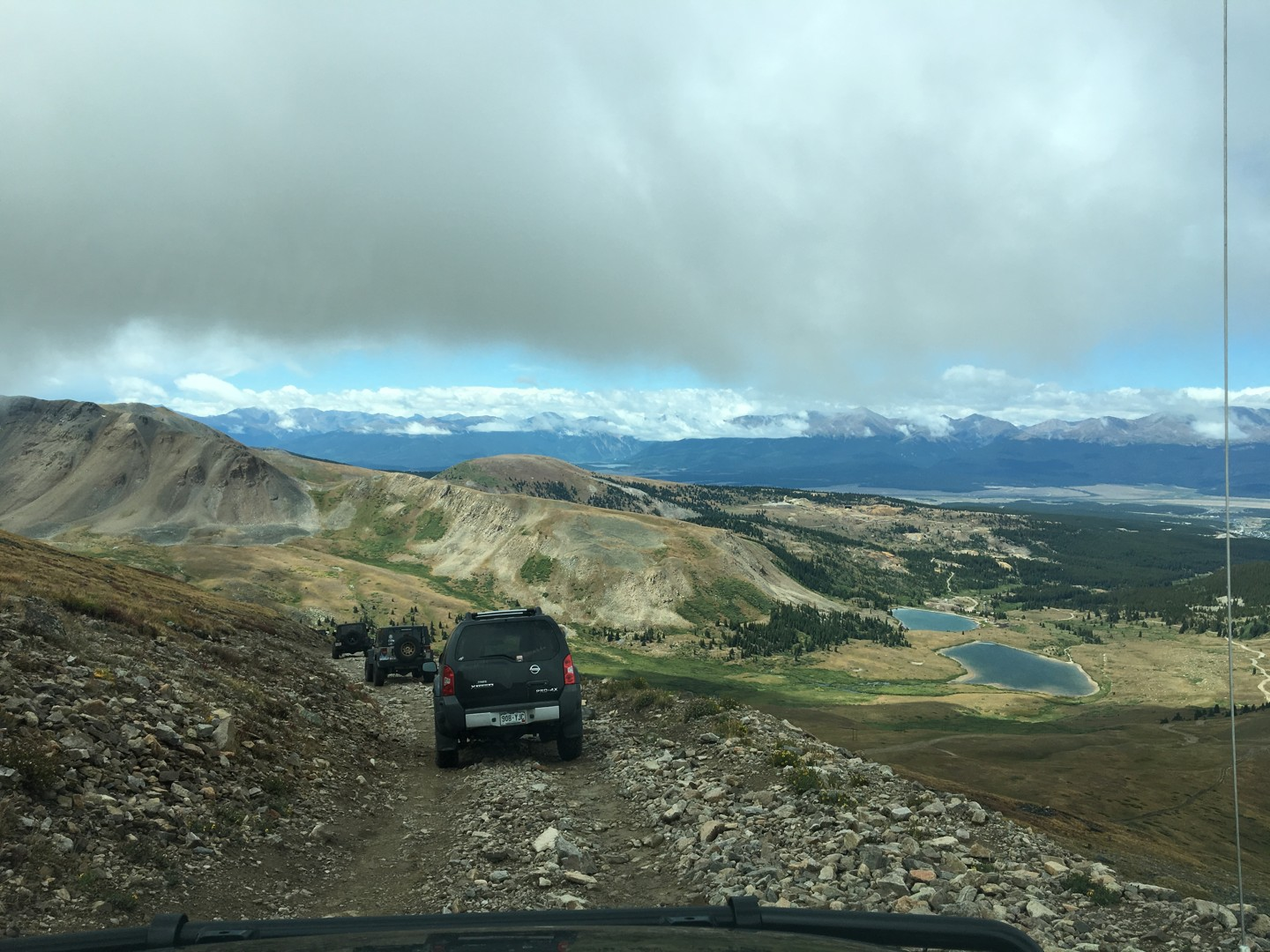 Trail Review: Mosquito Pass