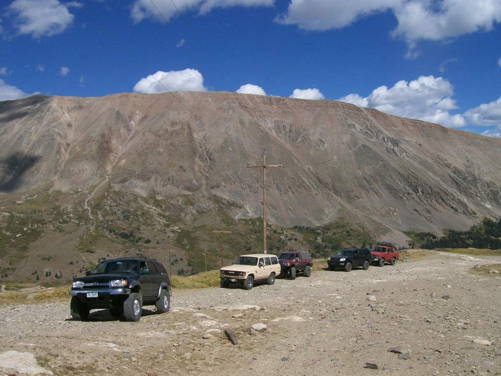Mosquito Pass - Waypoint 7: North London Mine