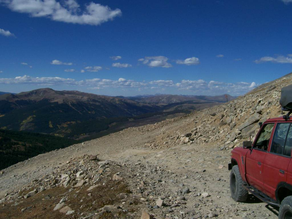 Mosquito Pass - Waypoint 10: Switchback