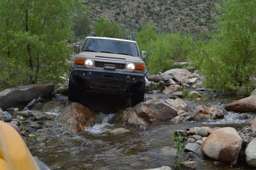 Charouleau Gap / FR# 736 - Waypoint 22: The Car Wash
