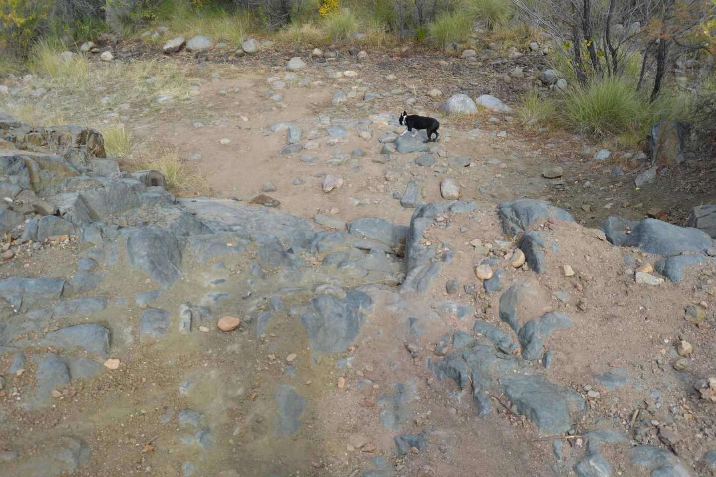 Charouleau Gap / FR# 736 - Waypoint 26: The Steps (Optional)