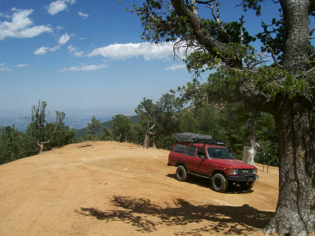 Mount Baldy - Waypoint 6: Switchback