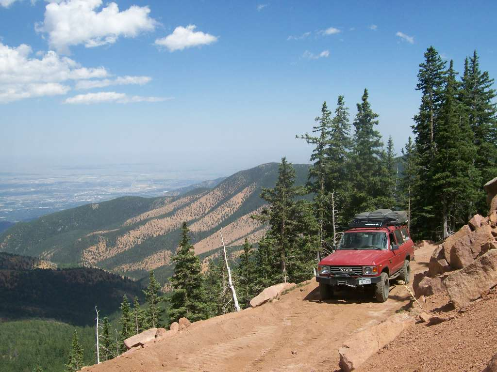 Mount Baldy - Waypoint 9: Rocky Point