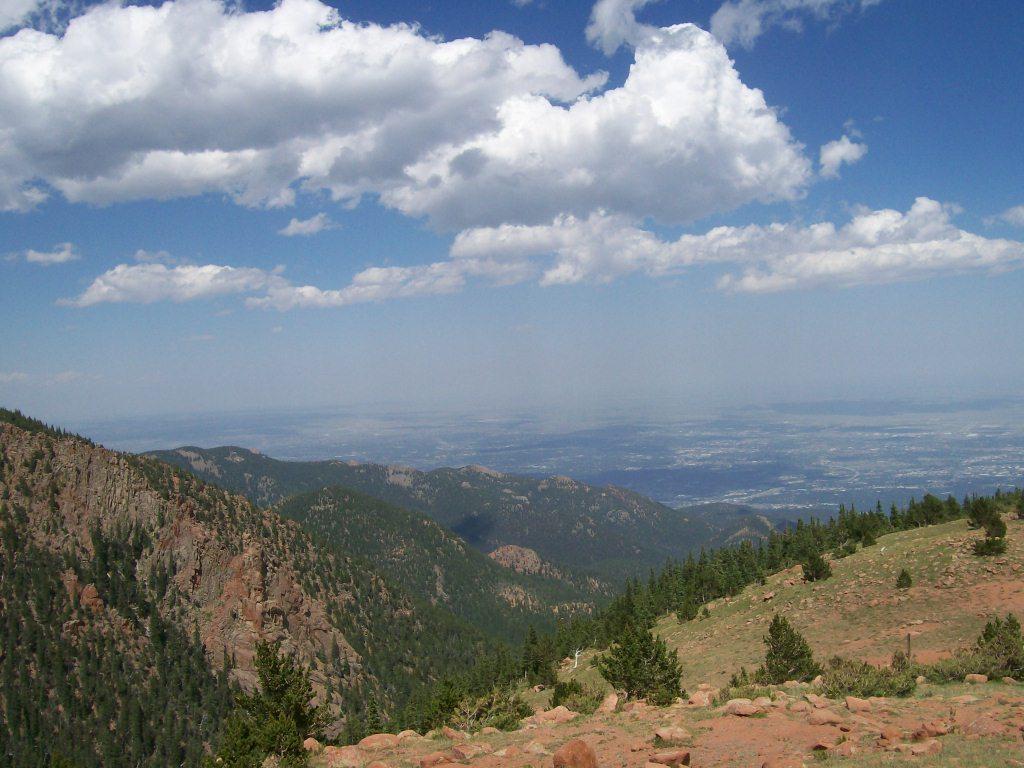 Mount Baldy - Waypoint 10: WP 10 Gate