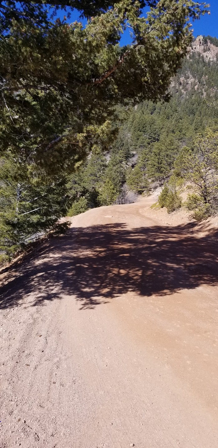 Trail Review: Mount Herman Road