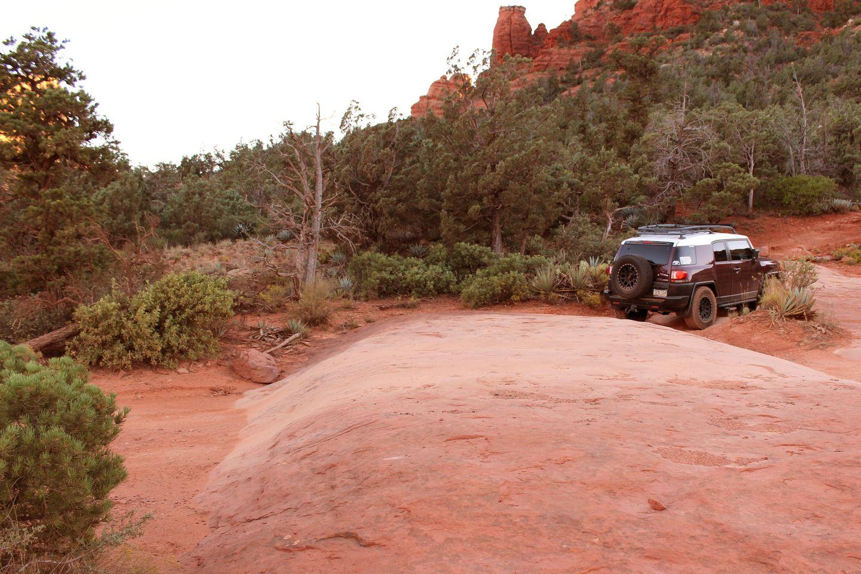 Broken Arrow - Waypoint 22: Slick Rock Area End