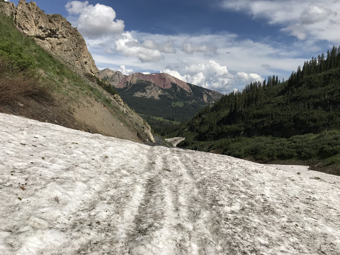 Paradise Divide - Colorado Offroad Trail