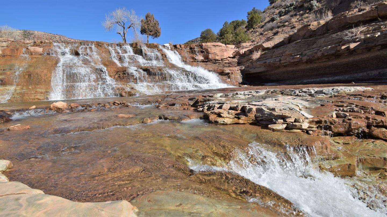 Highlight: Toquerville Falls