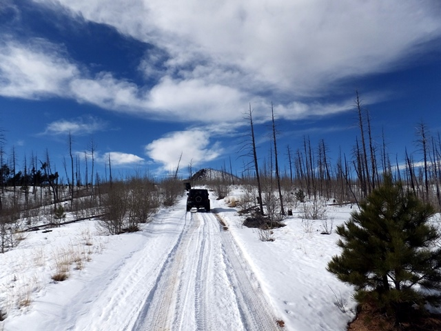 Highlight: Phantom Creek/Signal Butte Loop