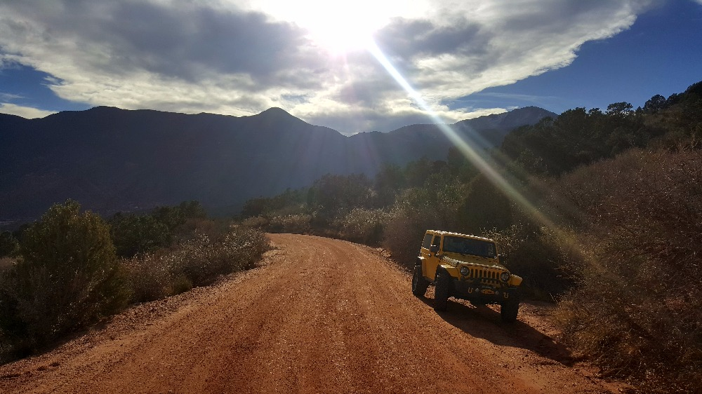 Trail Review: Rampart Range Road