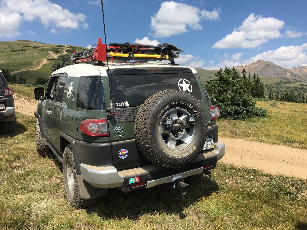 Trail Review: Red Cone