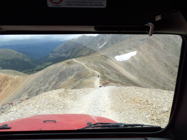 Red Cone - Waypoint 7: Descending Red Cone