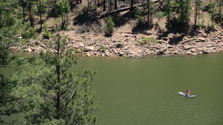 Highlight: Blue Ridge Reservoir