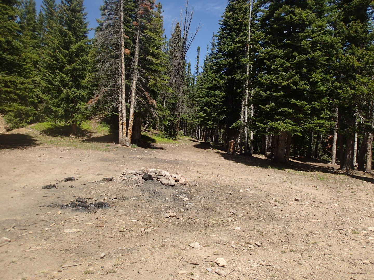 Camping: Red Elephant Hill