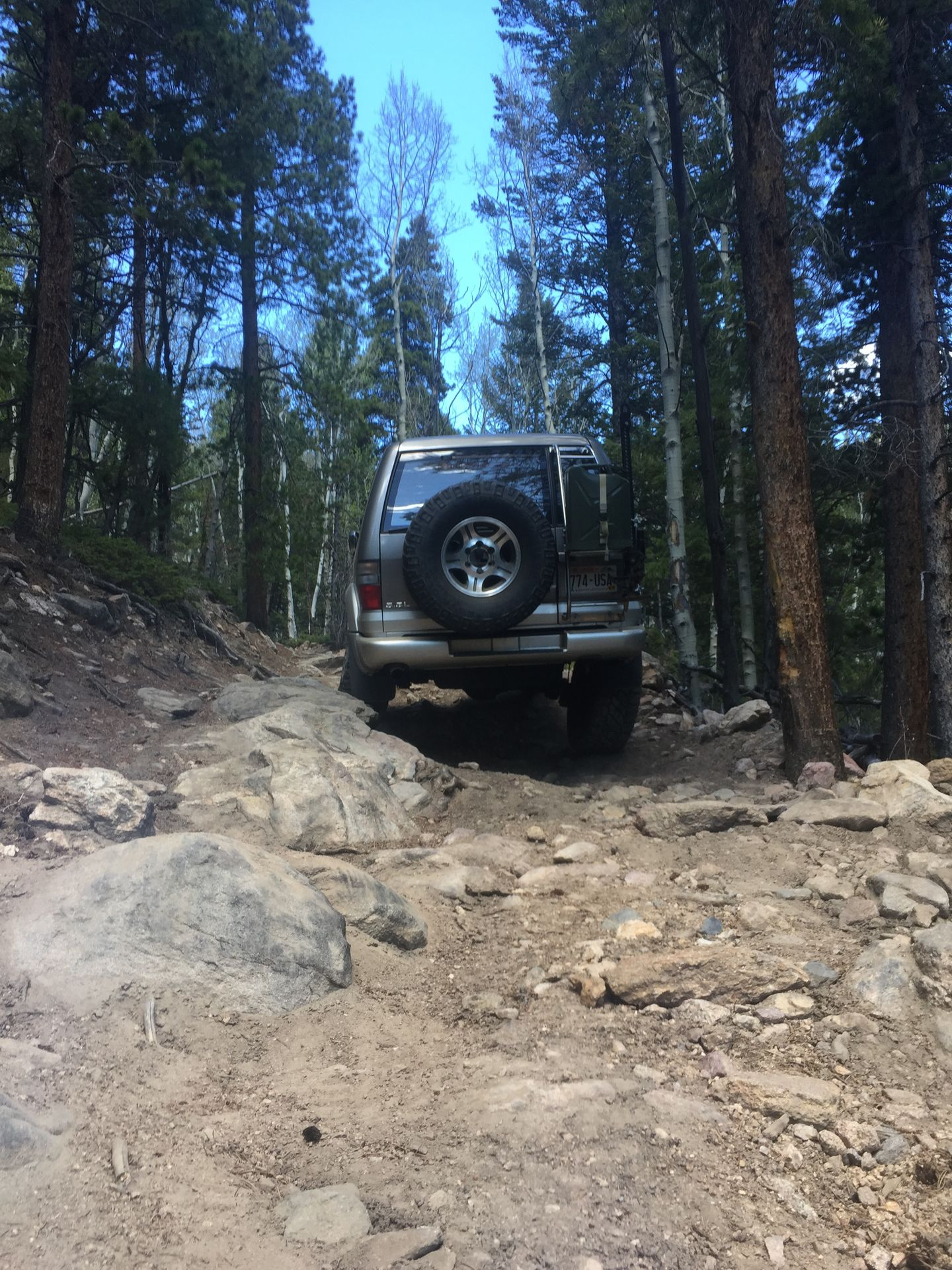 Trail Review: Red Elephant Hill