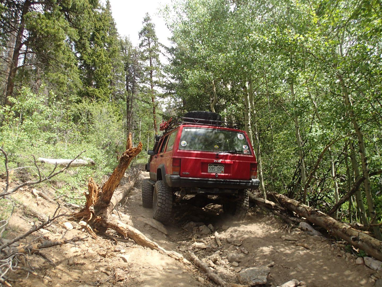 Red Elephant Hill - Waypoint 13: Narrow