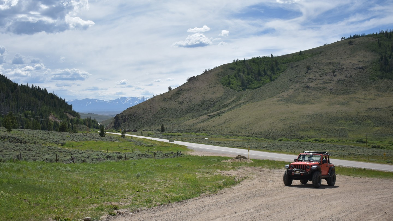 Highlight: King's Canyon Road