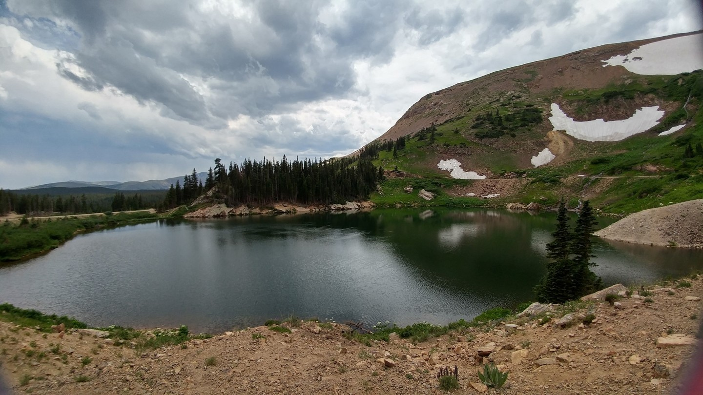 Rollins Pass East - Waypoint 8: Yankee Doodle Lake