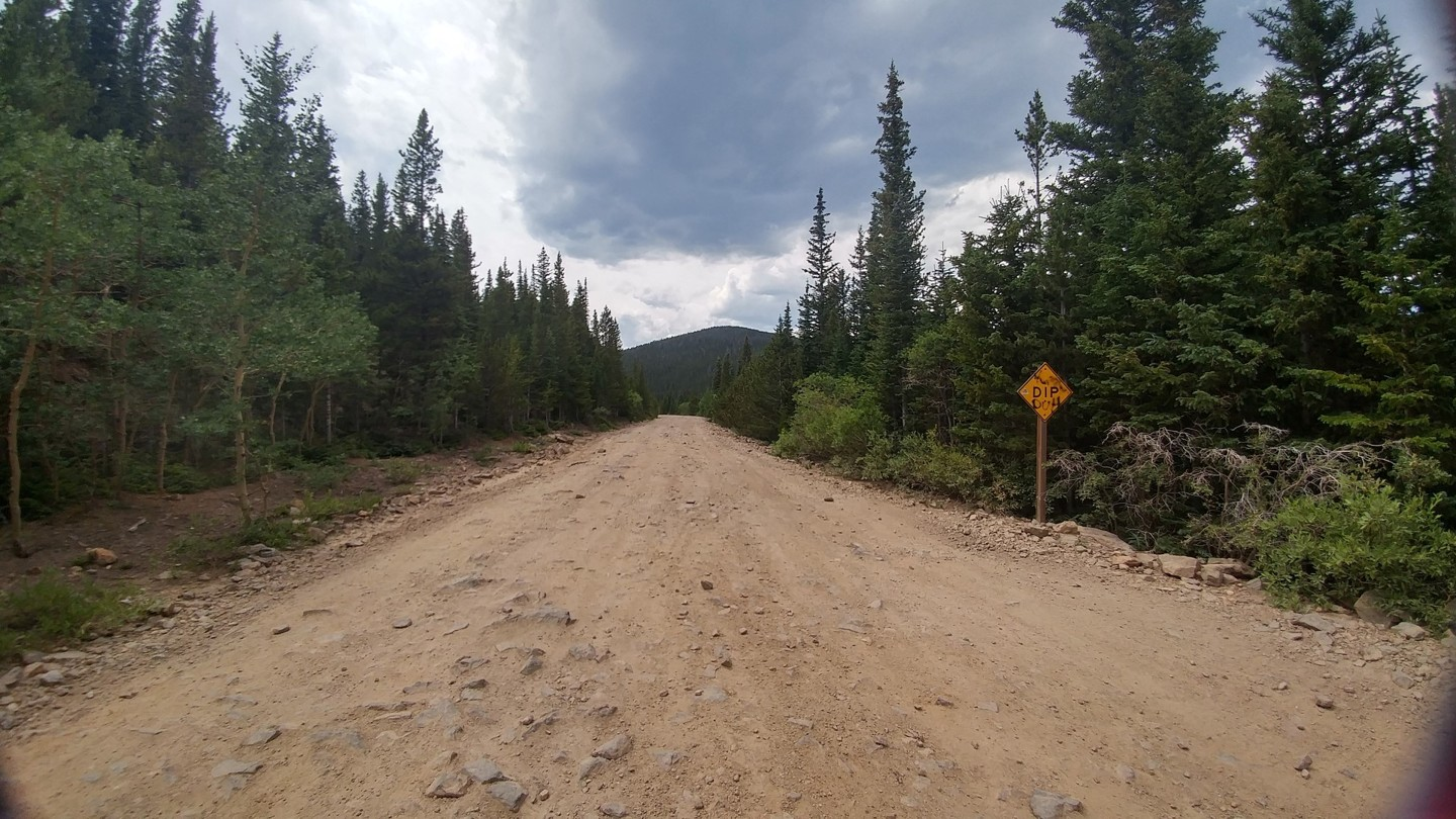 Rollins Pass East - Waypoint 5: Rocky Road 2