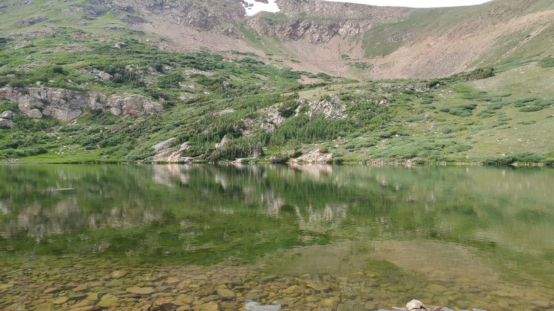 Rollins Pass East - Waypoint 9: Jenny Lake Turn