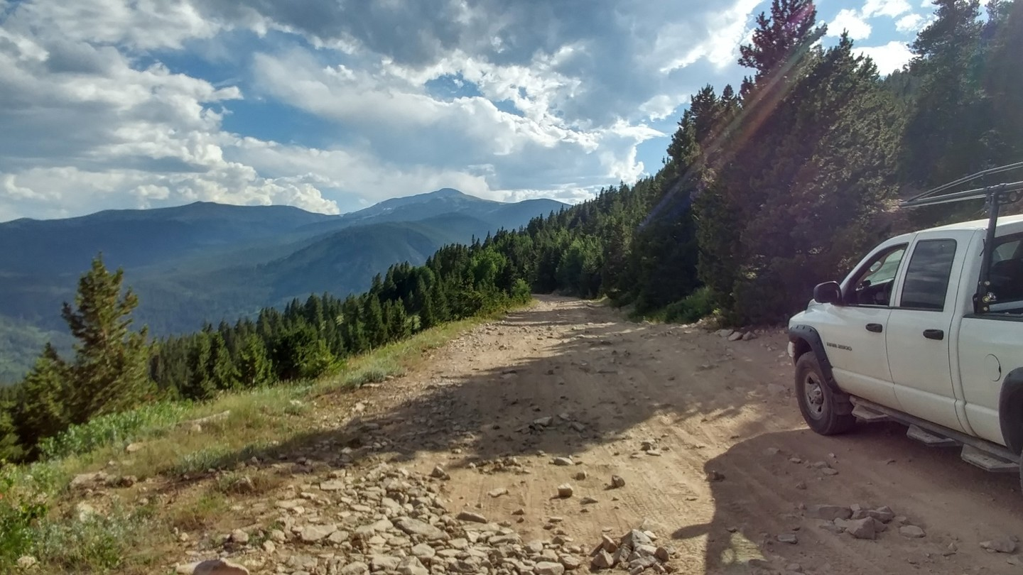 Rollins Pass East - Waypoint 4: Rocky Road