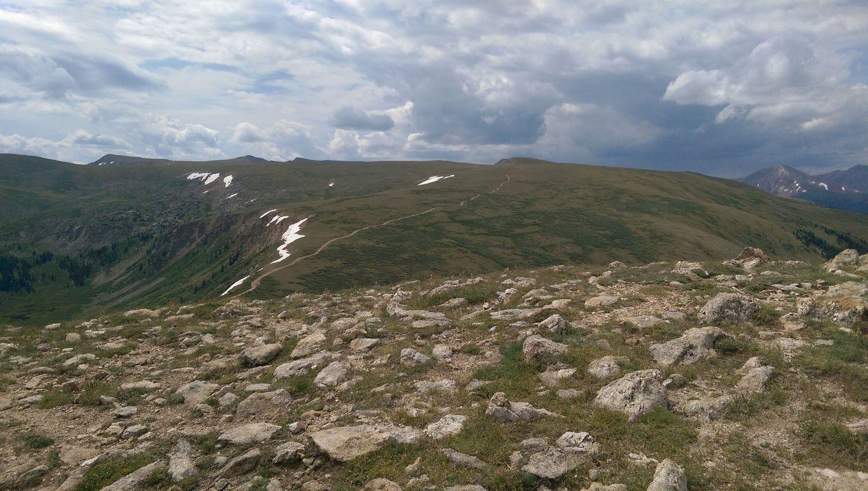 Saints John - Waypoint 3: Rocky Hill Climb