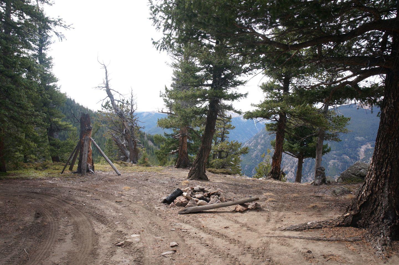 Camping: Saxon Mountain
