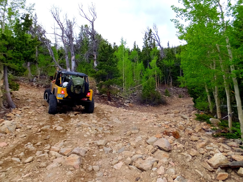 Spring Creek - Waypoint 8: Steep Climb