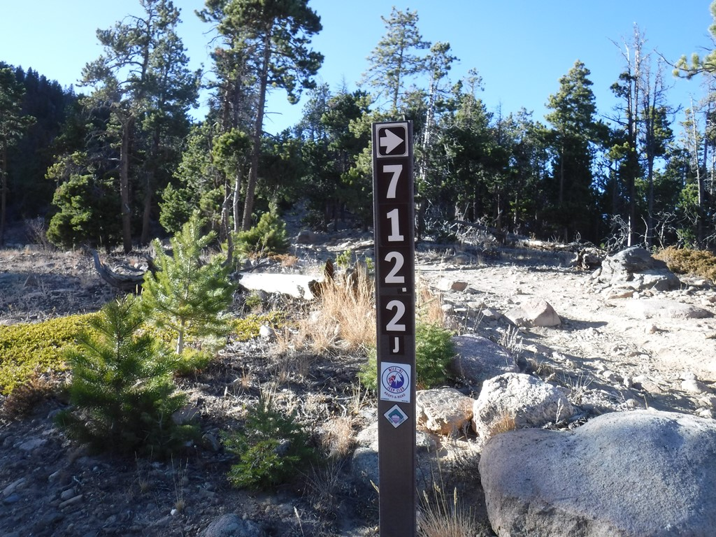 Spring Creek - Waypoint 5: Silver Creek Intersection