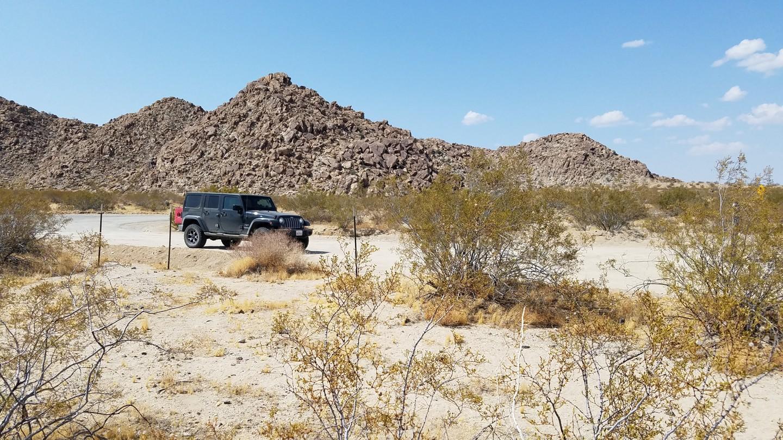 Highlight: Black Eagle Mine Road