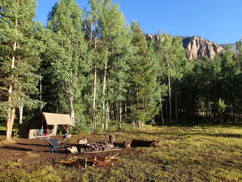 Camping: Stony Pass