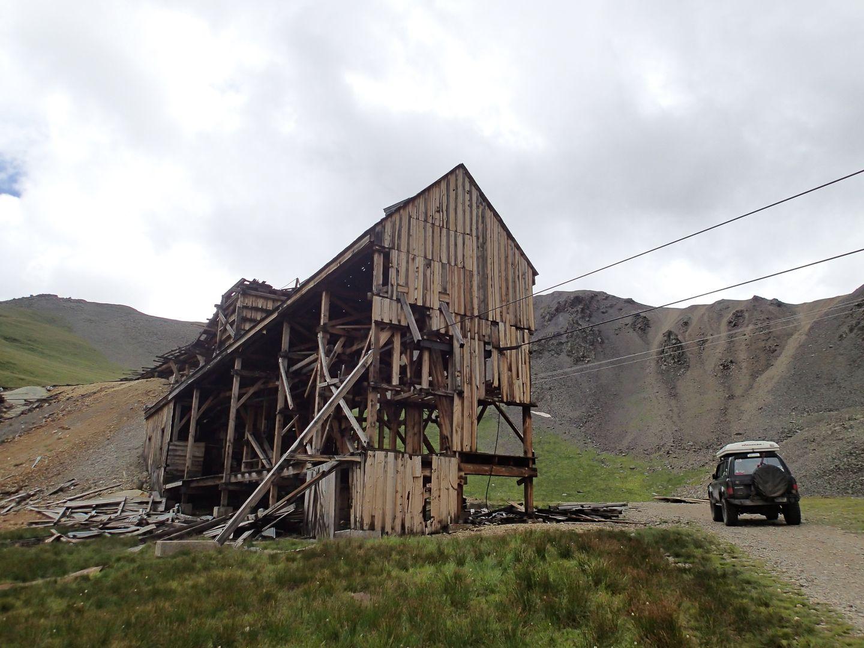 Stony Pass - Waypoint 6: Buffalo Boy Mine