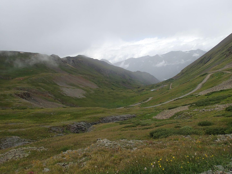 Stony Pass - Waypoint 11: Scenic