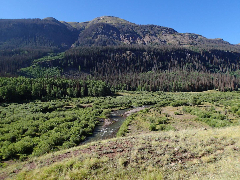 Stony Pass - Waypoint 18: Scenic