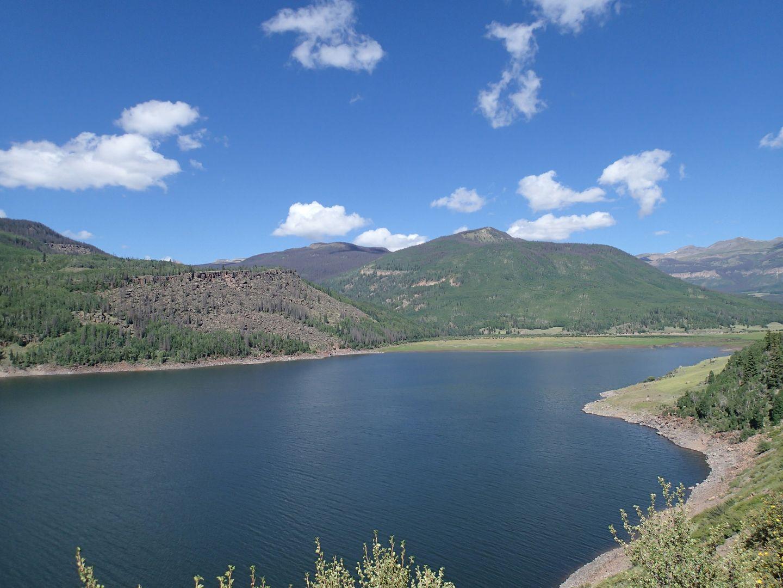 Stony Pass - Waypoint 30: Rio Grande Reservoir