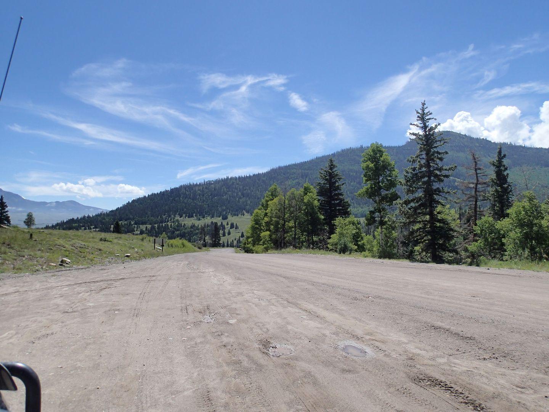 Stony Pass - Waypoint 38: Intersection