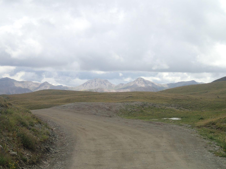 Stony Pass - Waypoint 12: Stony Pass