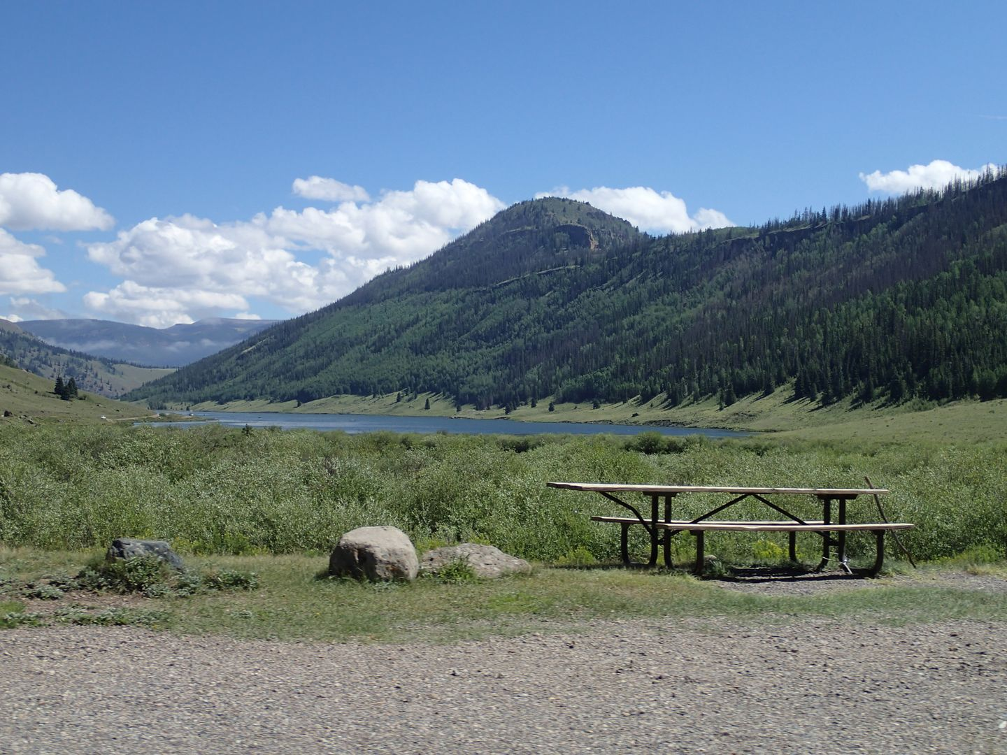 Stony Pass - Waypoint 37:  Road Canyon Campground