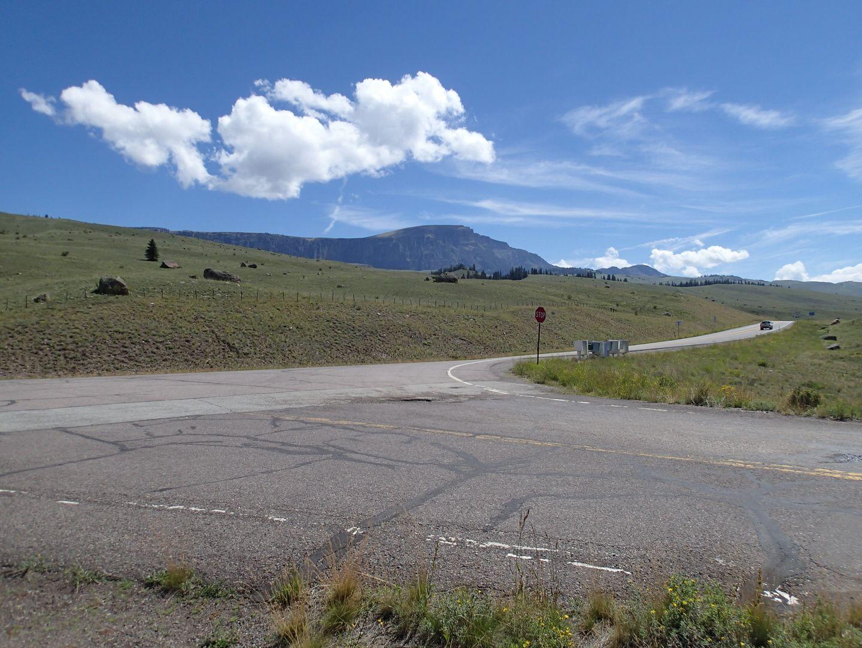 Stony Pass - Waypoint 39: End/Start