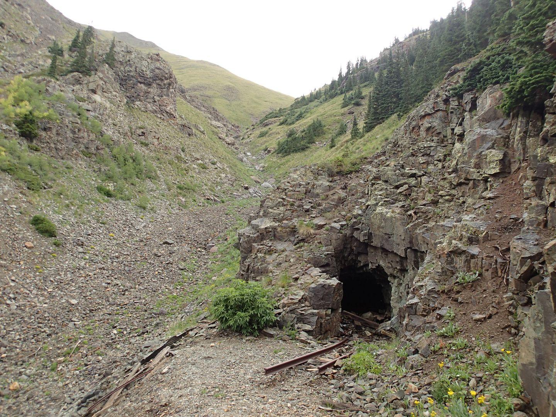 Stony Pass - Waypoint 5: Gary Owen Mine