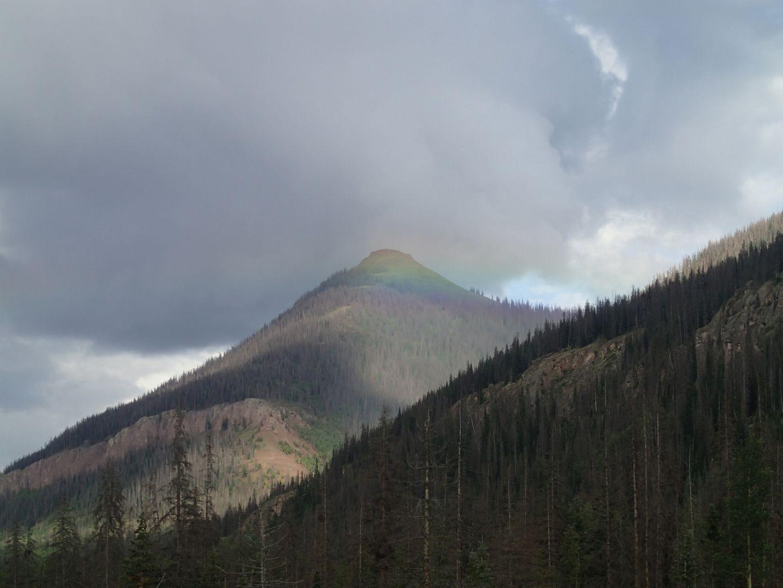 Stony Pass - Waypoint 16: Camping