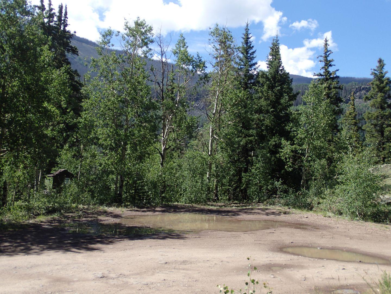 Stony Pass - Waypoint 33: Picnic Area