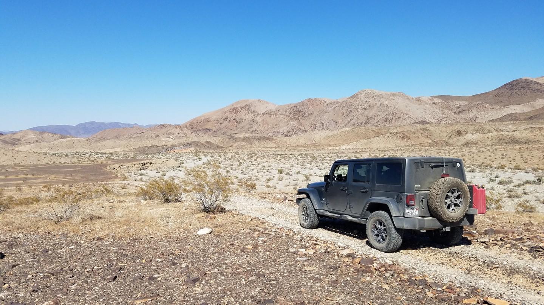 Highlight: Grubstake Canyon Road